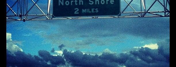 I-10 @ Irish Bayou is one of NOLA.