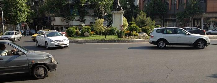 Madar Square | میدان مادر is one of Orte, die Yunus gefallen.