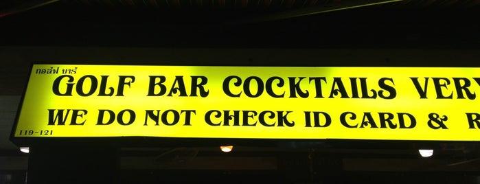 Golf Bar is one of Locais curtidos por Abby.