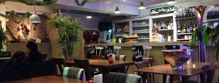 LODGE Diner&Cafe is one of Lieux sauvegardés par naomi.