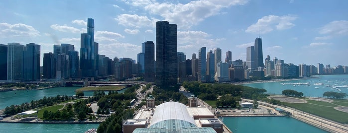 Centennial Wheel is one of Chicago.