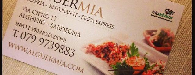 Ristorante Pizzeria Alguer Mia is one of Sardinya-Genova.