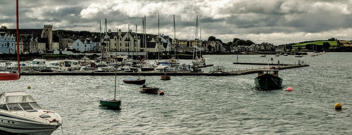 Strangford Ferry is one of (Northern) Ireland.