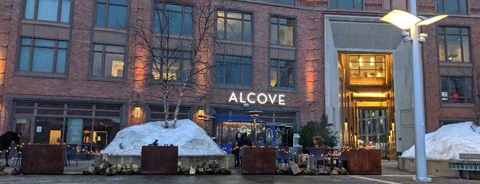 Alcove is one of Must Try Boston & Cambridge Spots.