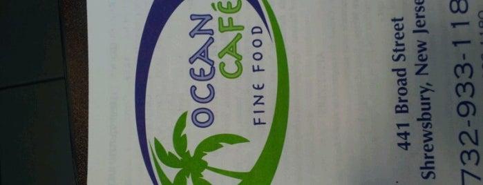 Ocean Cafe is one of Lugares guardados de Lizzie.