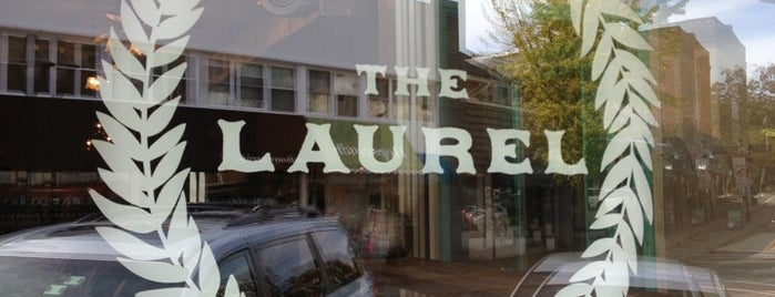 The Laurel is one of Northern New Jersey Eats.