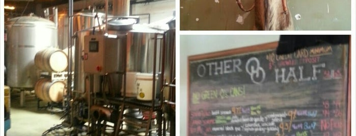 Other Half Brewing Company is one of Must Visit Breweries.