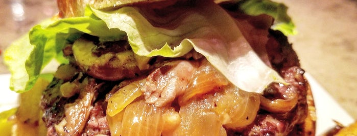 Rustico is one of Restaurant Burgers.