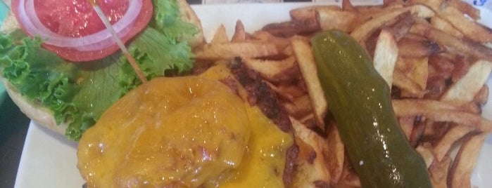 Dogfish Head Brewings & Eats is one of Best Burgers Anywhere!.