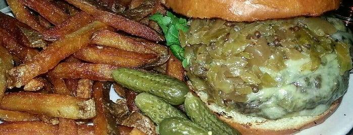 ChurchKey is one of Restaurant Burgers.