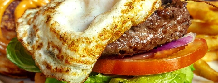 Agua 301 is one of Restaurant Burgers.