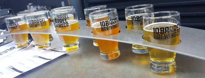 10 Barrel Brewing is one of Must Visit Breweries.