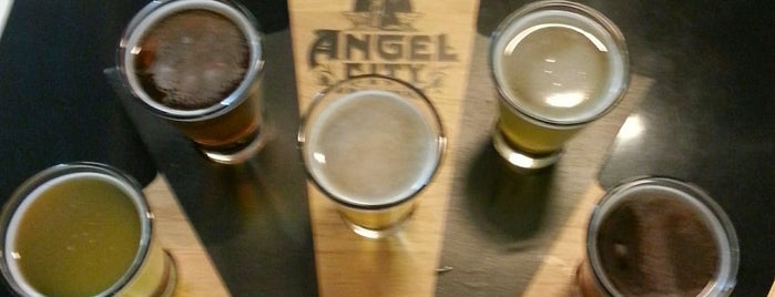 Angel City Brewery is one of Must Visit Breweries.