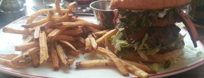 MoCo's Founding Farmers is one of Restaurant Burgers.
