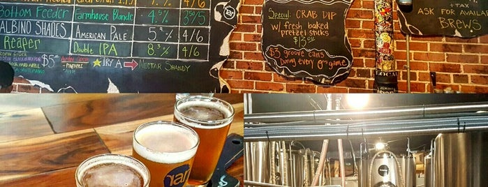 RAR Brewing is one of Must Visit Breweries.