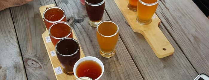 Milkhouse Brewery is one of Must Visit Breweries.