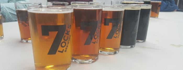 7 Locks Brewing is one of Must Visit Breweries.