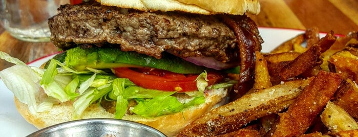 Founding Farmers is one of Restaurant Burgers.