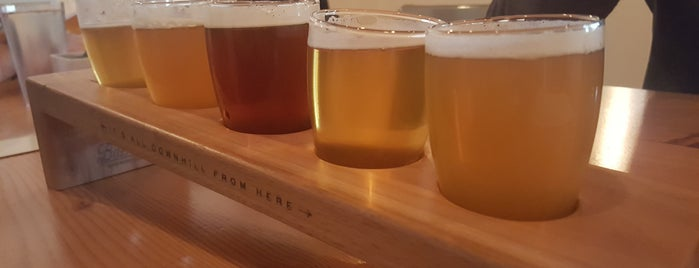 Baerlic Brewing is one of Must Visit Breweries.