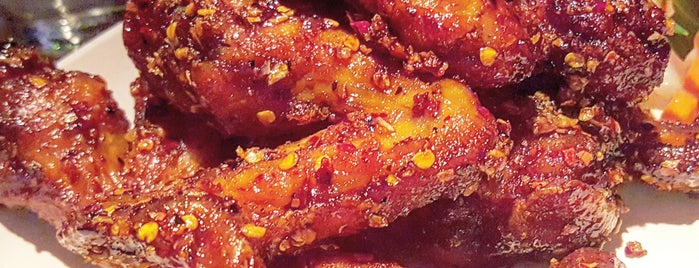 Pok Pok is one of Ain't No Thing But A Chicken Wing!.