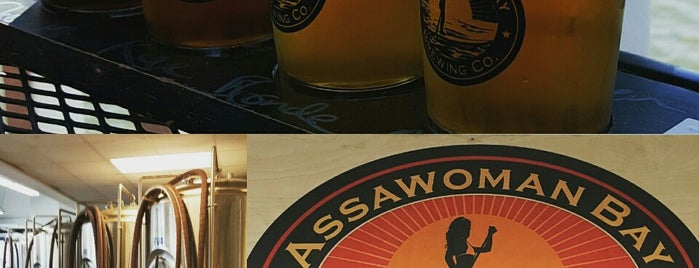 Assawoman Brewing Co is one of Must Visit Breweries.