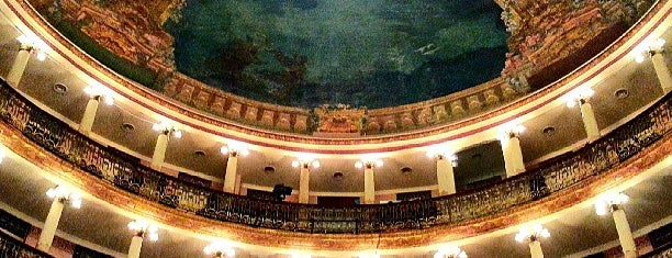 Teatro Amazonas is one of Lugares favoritos de Chris.