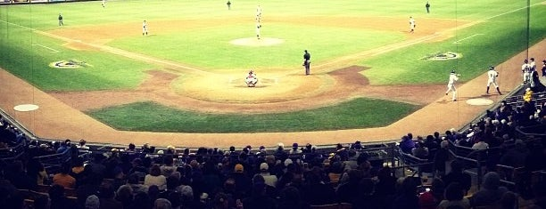 LSU - Alex Box Stadium is one of Baseball Badge.