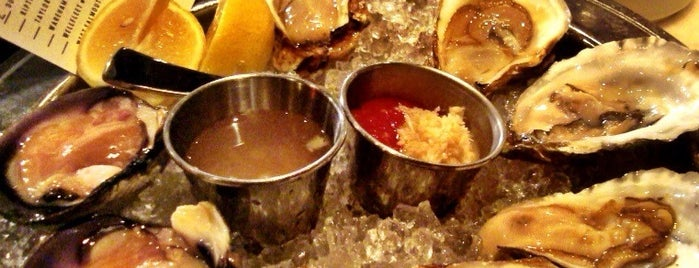 B&G Oysters is one of Boston.