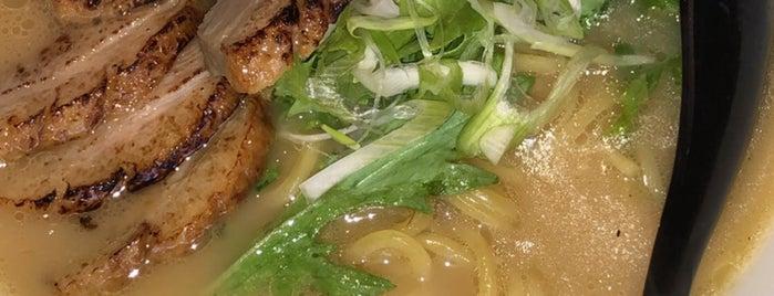 Hachi Ramen is one of Veggie Restaurants.