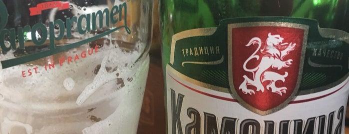 Alex's Pub is one of Pamporova.