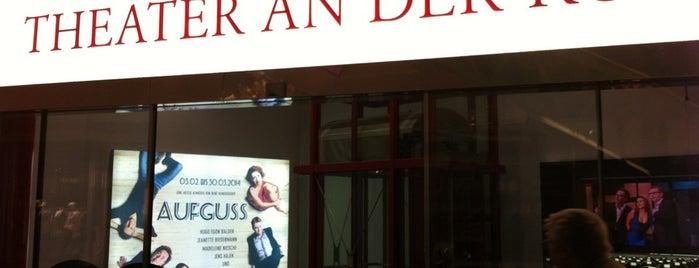 Theater an der Kö is one of Sandys Spielzeit.