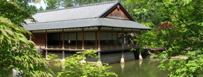 Japanse Tuin is one of Leuke adresjes in Hasselt.