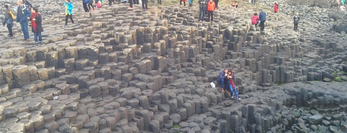 Giant's Causeway is one of Prashanthさんのお気に入りスポット.