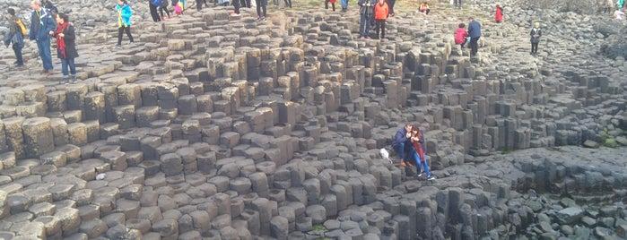 Giant's Causeway is one of สถานที่ที่ Prashanth ถูกใจ.