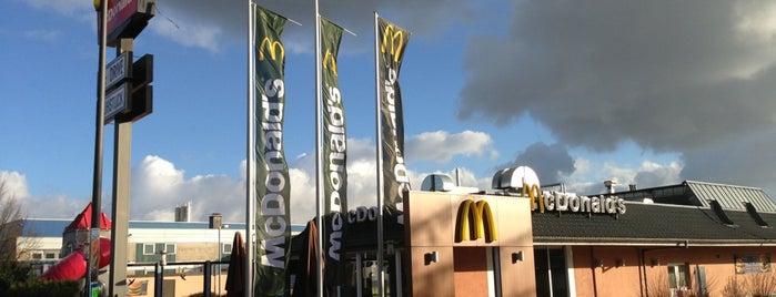 McDonald's is one of McDonald's in NRW.