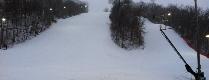 Welch Village Ski and Snowboard Resort is one of Skiing in Minnesota.