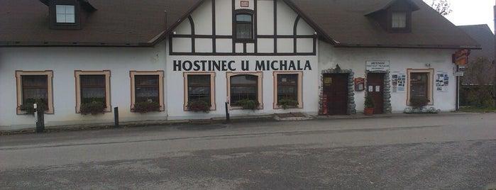 Hostinec U Michala is one of Šumava.