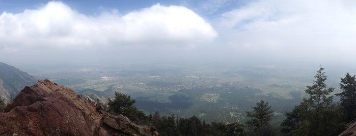 Bear Peak is one of Denver.