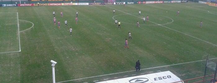 Estadio Julio Humberto Grondona (Arsenal Fútbol Club) is one of 'Stadium Talk'....