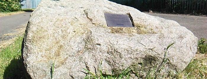 Heavers Meadow is one of The Stones of Croydon.