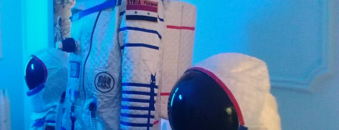 British Interplanetary Society is one of Yuri's Night Parties 2012.
