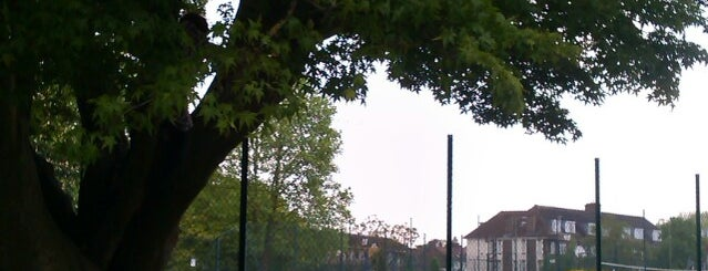 Hendon Park is one of The Great Trees of London.