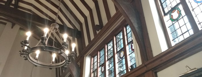 Gresham College is one of Must see while in London.