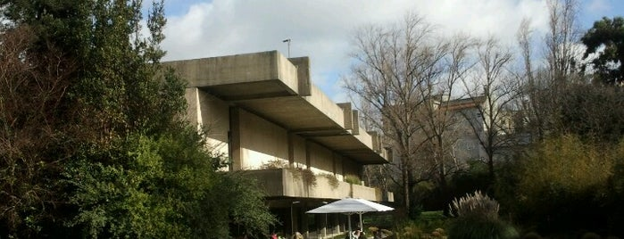 Fondation Calouste-Gulbenkian is one of Lisbon.