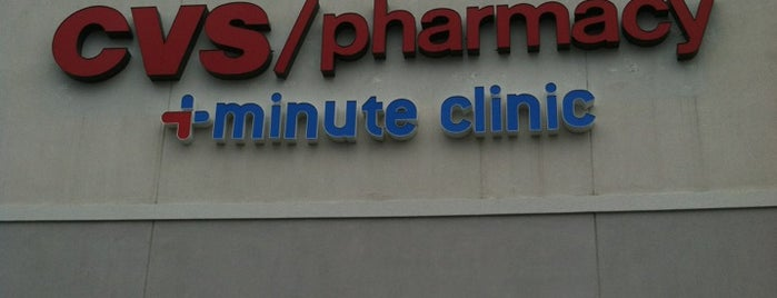 CVS pharmacy is one of Orte, die TIm gefallen.