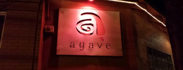 Agave is one of 20 favorite restaurants.