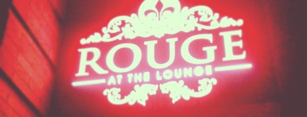 Rouge at The Lounge is one of MN Events.