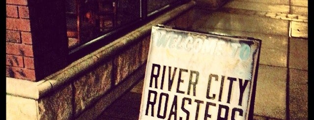 River City Roasters is one of Posti che sono piaciuti a Jessica.