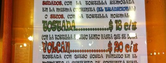 Los Famosos De Legaria is one of TAQUERIA.