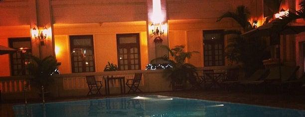 Grand Hotel is one of Saigon.